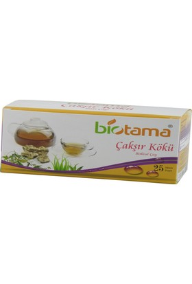 Biotama Çakşır Kökü 25'li Süzen Poşet Çay