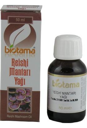 Biotama Reishi Mantar Yağı 50 ml