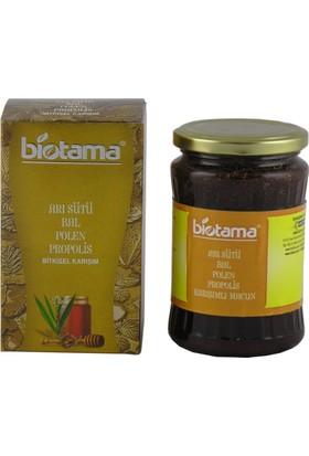 Biotama Arı Sütü Ve Bal Ve Polen Ve Propolis Karışımlı Macun