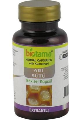 Biotama Arı Sütü Ve Polen Kapsül