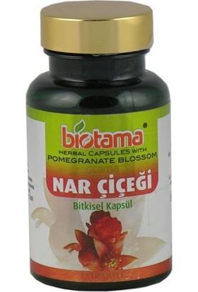 Biotama Nar Çiçeği Kapsül