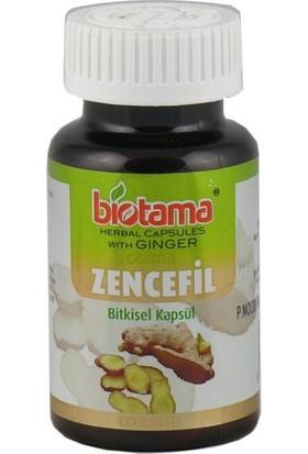 Biotama Zencefil Kapsül