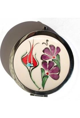 İlbay Çini Takı Makyaj Aynası 184