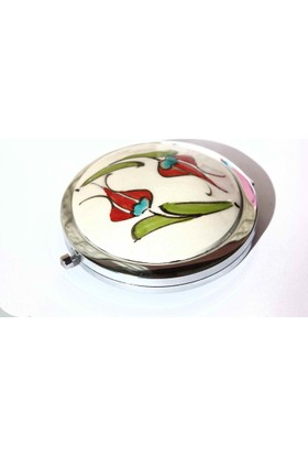İlbay Çini Takı Makyaj Aynası 1106
