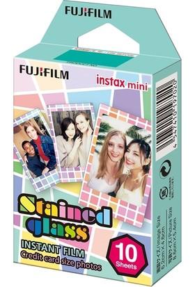 Fujifilm Instax Mini Stained Glass 1 10'Lu Film
