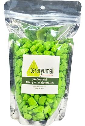 Teraryumal Teraryum Malzemeleri Renkli Taşlar Teraryum Taşı Yeşil
