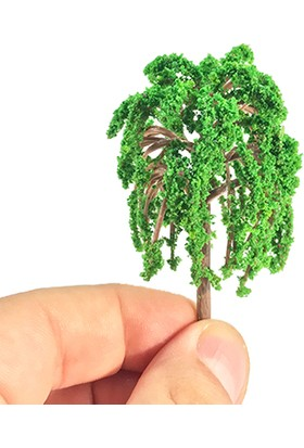 Teraryumal Teraryum Malzemeleri Ağaç Model 3