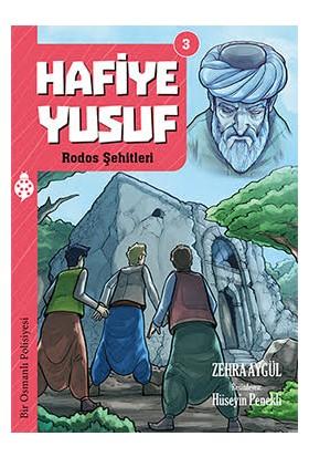 Hafiye Yusuf 3: Rodos Şehitleri - Zehra Aygül