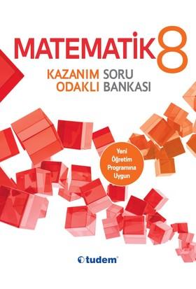 Tudem 8.Sınıf Matematik Kazanım Odaklı Soru Bankası