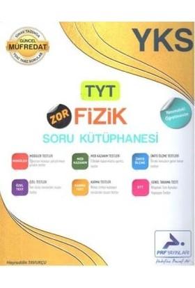 Paraf Yayınları Tyt Zor Fizik Soru Kütüphanesi