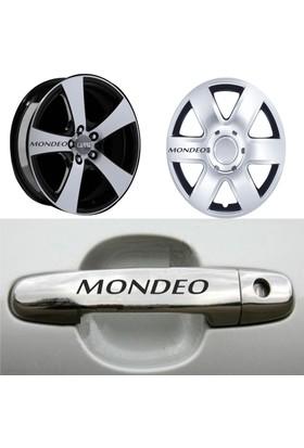 Mtm Ford Mondeo Kapı Kolu Jant Sticker