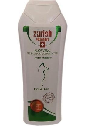 Zurich Köpek Şampuanı Aloe Vera Özlü 400 Ml