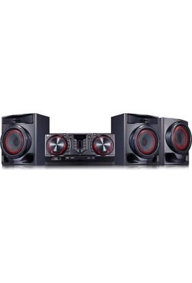 LG CJ45 720W MP3 Player Bluetooth 2x Usb Ses Sistemi