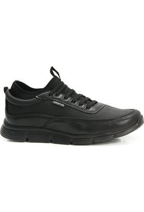 Consept 05 Siyah Renk Günlük Ayakkabı