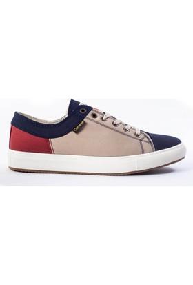 Carrano 114 Keten Bej Renk Günlük Ayakkabı