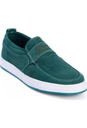 Consept 432 Haki Renk Günlük Ayakkabı