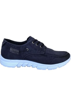 Consept 519 Lacivert Renk Günlük Ayakkabı