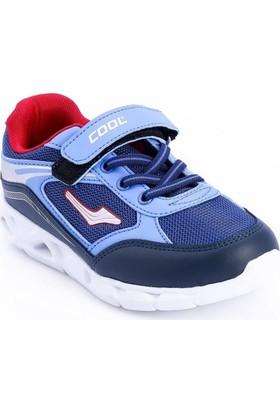 Cool Saks-Kırmızı Renk Çocuk Ayakkabı
