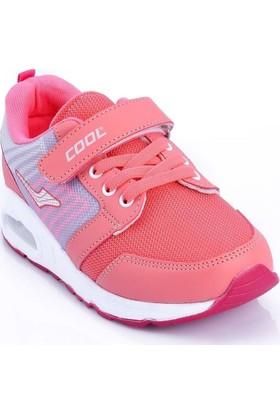 Cool Somon-Fuşya Renk Çocuk Ayakkabı