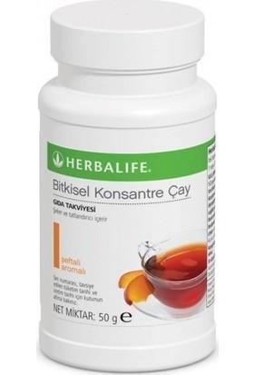 Herbalife Bitkisel Konsantre Çay Şeftali Aromalı 50 gr
