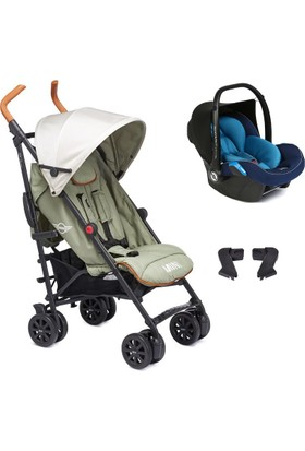 Easywalker Mini Buggy Travel Sistem Bebek Arabası Greenland