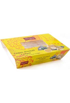 Limon Aromalı Lokum 1000 gr