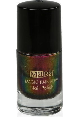 Mara Magic Rainbow Oje Pink Gold Green