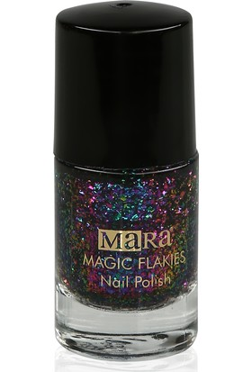 Mara Magic Flakies Oje Blue Pink Purple