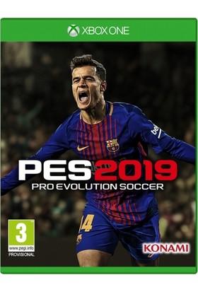 Pes 2019 Xbox One Oyun