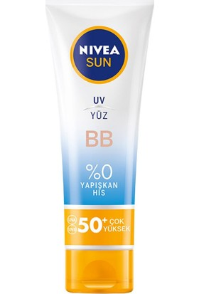 Nıvea Sun Bb Uv Yüz Kremi Spf50 50ml