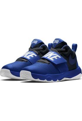 Nike Team Hustle D 8 Gs Çocuk Basketbol Ayakkabı 881941-405