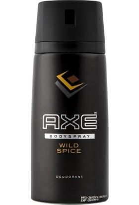 AXE DEO WILD SPICE 150ml