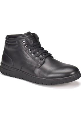 Dockers By Gerli 225340 Siyah Erkek Deri Ayakkabı