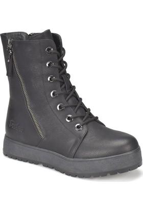 Dockers By Gerli 225613 Siyah Kadın Sneaker Ayakkabı