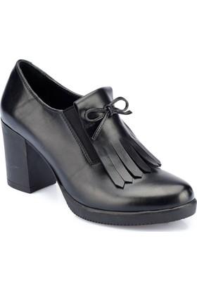 Polaris 82.312617.Z Siyah Kadın Ayakkabı