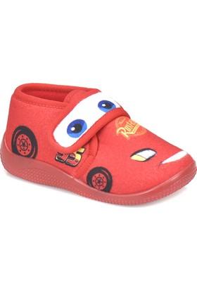 Disney Cars Rudy Kırmızı Erkek Çocuk Panduf