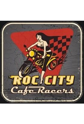 Sticker Masters Cafe Racer -3 Sticker