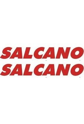 Sticker Masters Salcano Bisiklet Sticker