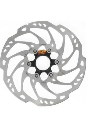 Shimano Rotor 203Mm Center Lock Sm-Rt70 W/ Lock Ring Ice-Tech