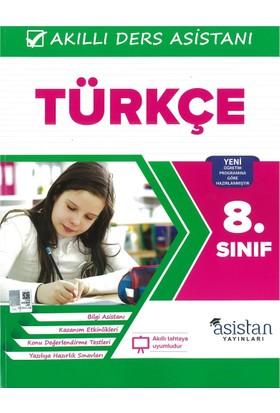 Asi̇stan Yayinlari Asistan Yayınları 8.Sınıf Türkçe Akıllı Ders Asistanı