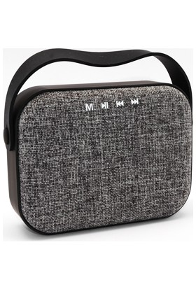 Paleon Ts-265 Wireless Speaker Taşınabilir Bluetooth Hoparlör Siyah
