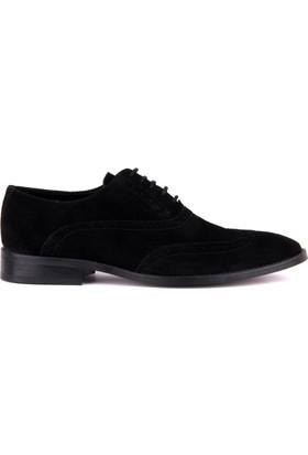 Sail Laker's Siyah Süet Erkek Klasik Ayakkabı