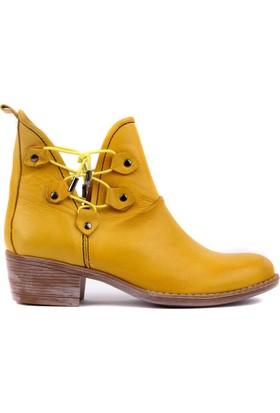 Sail Laker's Sarı Kısa Yaz Botu