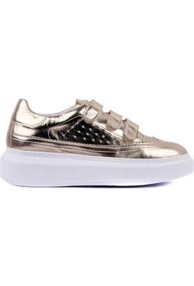 Moxee Gold Kadın Günlük Ayakkabı
