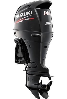 Suzuki 140 HP Extra Uzun Şaft Marşlı&Remote Kontrol 4 Zamanlı Deniz Motoru
