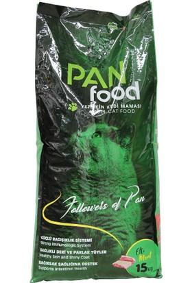Pan Food Etli Yetişkin Kedi Maması 15 kg