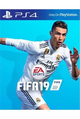 Fifa 19 PS4 Oyun - Türkçe Menü (Ön Sipariş)