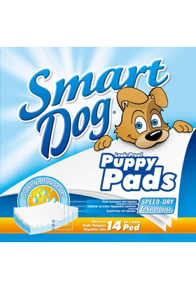 Smart Dog Puppy Pads (60 Cm*60 Cm)