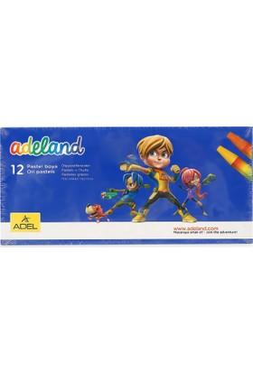 Adeland Pastel Boya 12 Renk