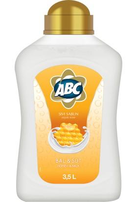 ABC Sıvı Sabun Bal & Süt 3500 ml